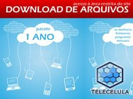 PACOTE ACESSO ÁREA DOWNLOAD TELECELULA - 1 ANO - FIRMWARE, COMBINATION, PROGRAMAS, DRIVERS, ROOT...