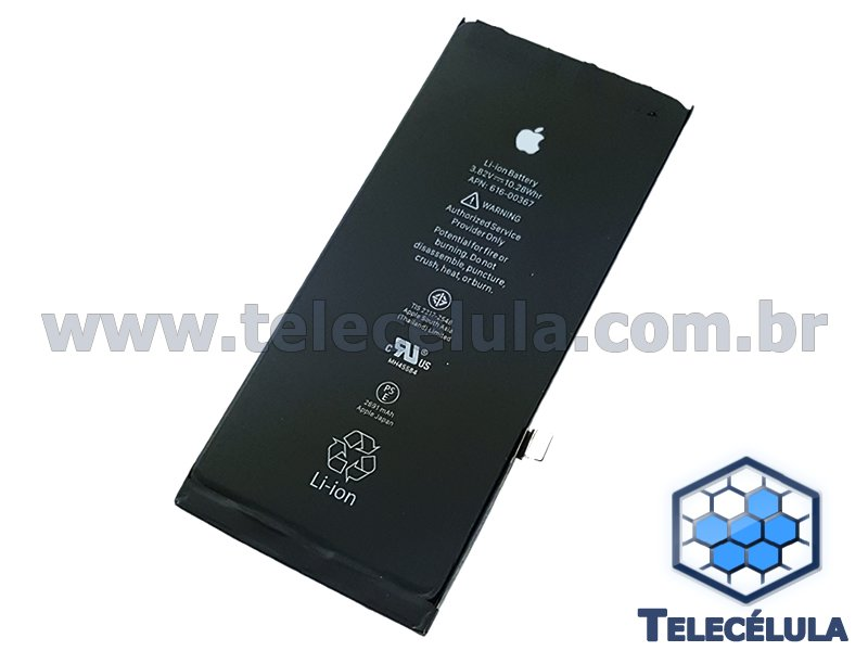 BATERIA PARA IPHONE 8 PLUS ORIGINAL APN 616-00367 - 3.82V X 10.28WHR