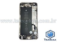 BACK HOUSING CARCAÇA ORIGINAL APPLE IPHONE 6 PLUS BATERIA, FLEX DE CARGA, FLEX POWER E VOLUME