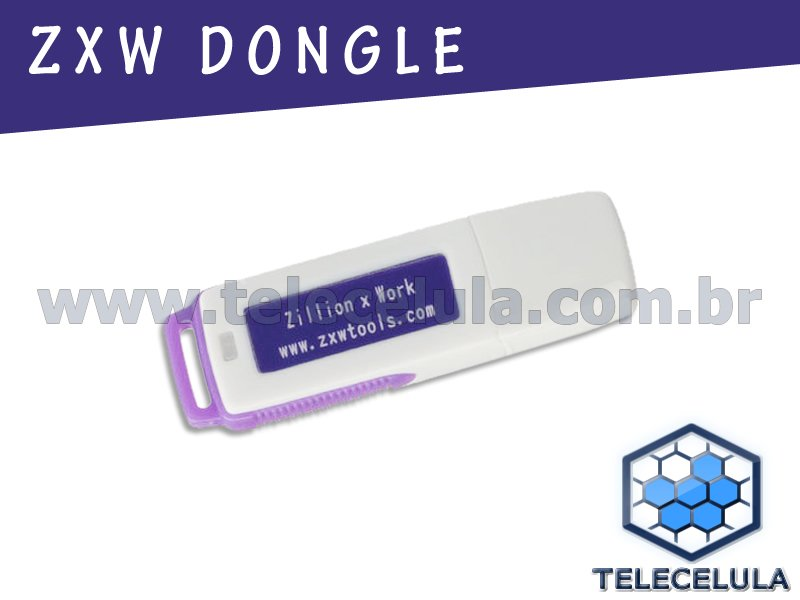 ZXW DONGLE SOFTWARE PARA ACESSO A DIAGRAMAS APPLE, SAMSUNG, LG, MOTOROLA PROFISSIONAL