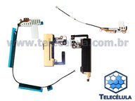 KIT DE ANTENAS PARA IPAD MINI, ANTENAS DO WI-FI, GPS E BLUETOOTH