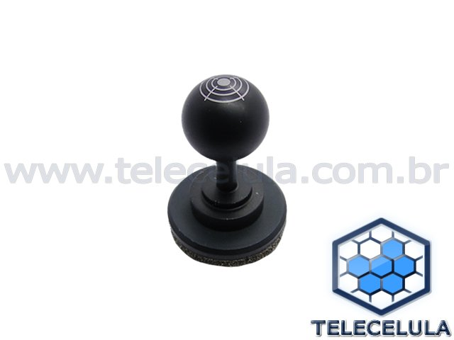 JOYSTICK CONTROLE DIRECIONAL PRETO GRANDE PARA TABLETS SAMSUNG, APPLE IPAD, IPAD MINI, ETC.