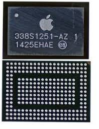 CIRCUITO INTEGRADO POWER MANAGER PARA APPLE IPHONE 6, 6 PLUS 338S1251 U1202