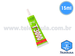 COLA MULTIUSO T-3000, T3000 INCOLOR 15ML - 12 GRAMAS PARA COLAR TOUCH, VISOR, HOUSING ETC...