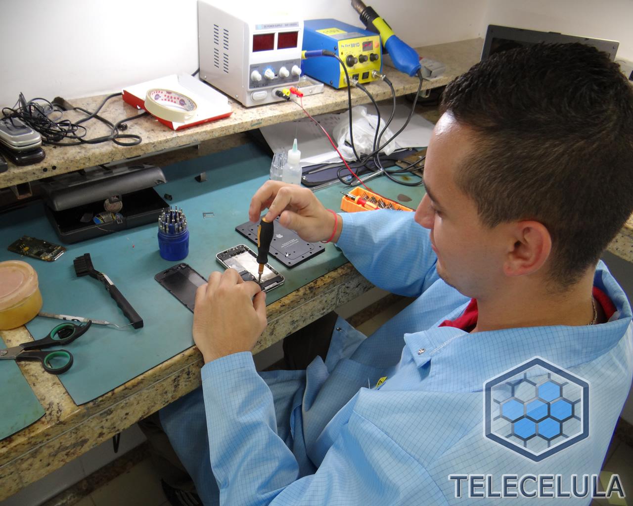 Fotos Treinamento Telecelula Eletrônica Básica e Bancada  #3F6A8C 1280x1024