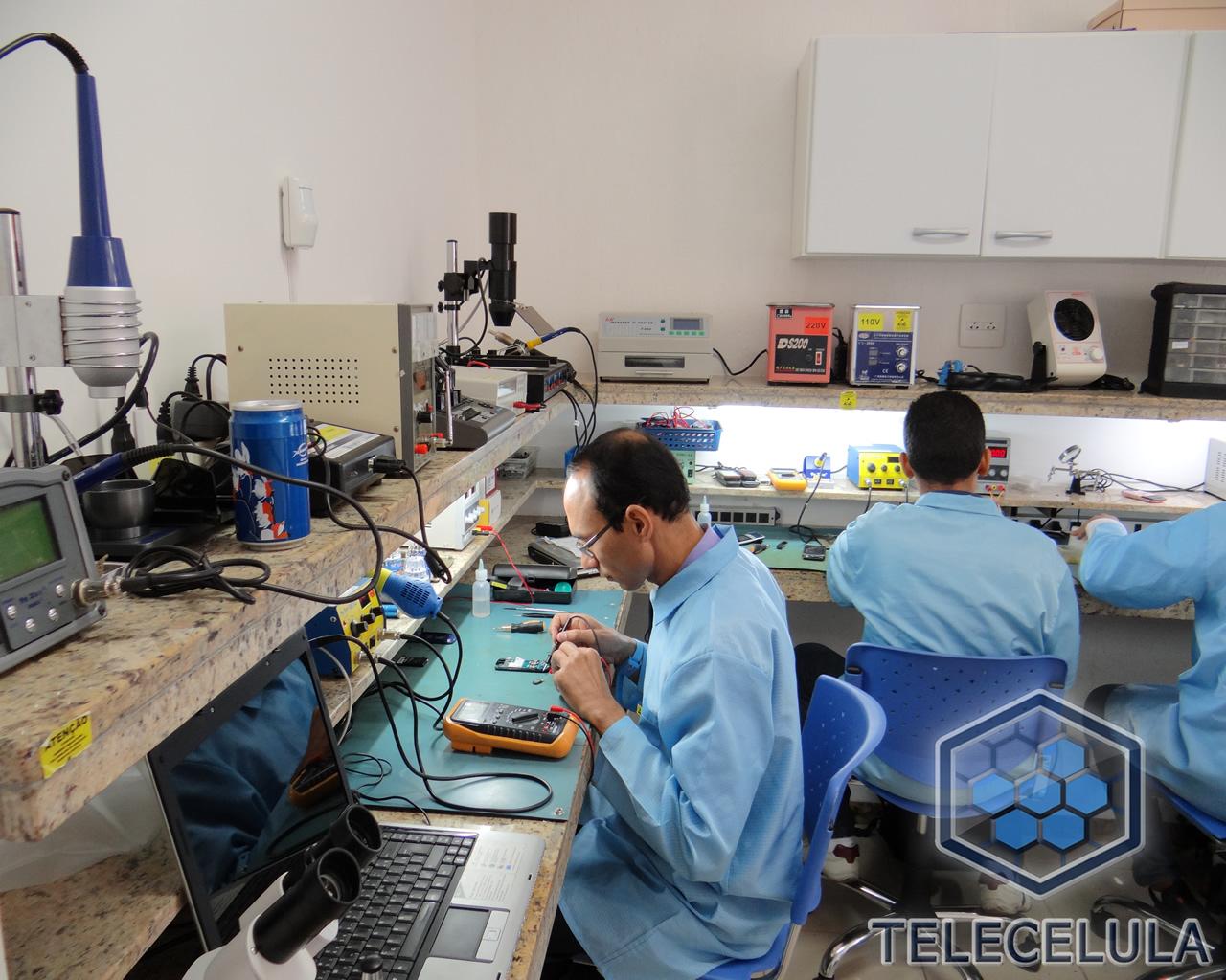 Fotos Treinamento Telecelula Eletrônica Básica e Bancada  #28436C 1280x1024