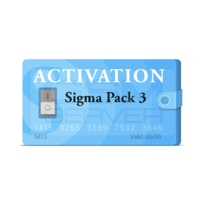sigma-pack-3-activation